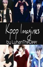 Kpop Imagines by yoongi99