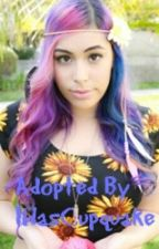 Adopted By IHasCupquake COMPLETE by MIW_Lover