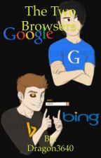 The Two Browsers (Bingsepticeye X Googleplier) by dragon-hated-art