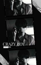 Crazy Boy. [VKook Fanfiction] by Namhyunxn