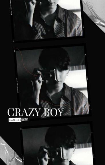 Crazy Boy. [VKook Fanfiction]