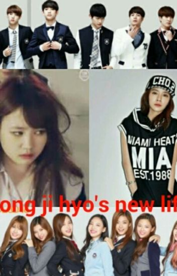 Song Ji Hyo's New Life.