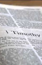 1 Timothy Devotional  Study by ChristianGirl02