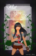 What You Did (Aaron x Aphmau) by MysticFox555
