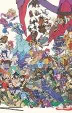 League couples (A league of Legends fanfiction) by CelestialEschelon