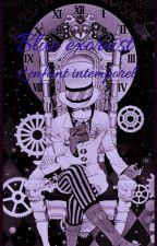 Blue exorcist: la fille du roi de l'espace et du temps by JenniferGagn