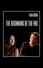 The beginning of the end// Klaus Mikaelson by ariiii0507