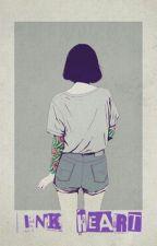 INK HEART/ BYUN BAEKHYUN  by Yyunniee