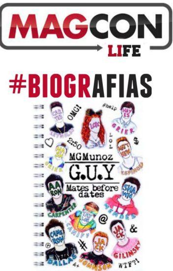 MagconBoys life (Biografías)