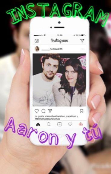 Instagram Aarón Johnson y tu