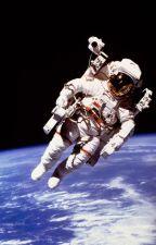 Der Astronaut by psychoinside98x