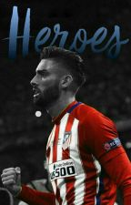 Heroes |Yannick Carrasco| by bluexreus