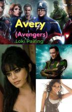 Avery (Avengers - Loki) by insaneredhead