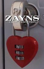 zayns » zarry by lunarcissus