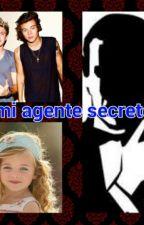 Mi Agente Secreto  by dulcereyes3348
