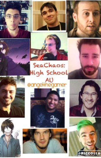 SeaChaos: High School AU