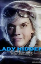 Lady Hidden (Peter Maximoff) by danimolina_19