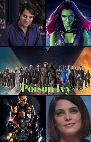 Poison Ivy (Avengers/X-men Bruce Banner pairing)