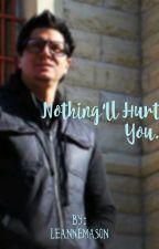 Nothin'll hurt you (Zak Bagans)  by IrishHoranHugs1993