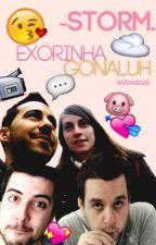 Storm |  Exorinha y Gonuh by MartinaReader