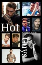 Hot Guys #Wattys2016 by Quietly_Silent