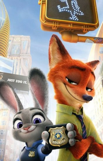 Zootopia Nick x Reader