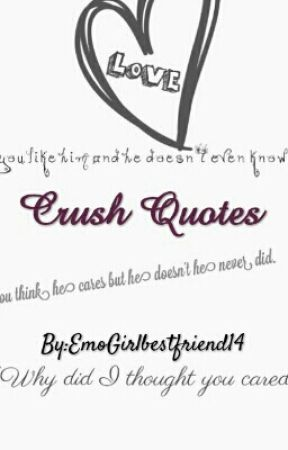 Heartbroken crush quotes