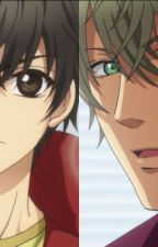 You and Me Ren  x haru super lovers  by levi123ackerman