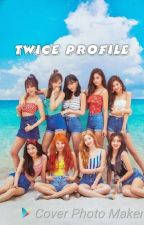 TWICE Profile by lxsmlr