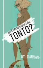 ¿Qué Haras Ahora Gato Tonto? ||•Brichat•||  by -Marmar-