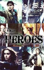 Our Heroes Unite by WrittenByIACustodio