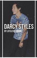 Darcy Styles // harry styles by mxmena