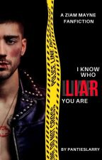 LIAR - (AU!ziam) by pantieslarry