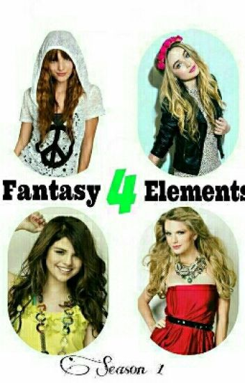 Fantasy 4 Elements: Season 1