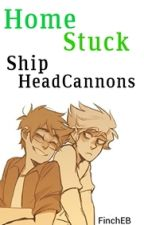 HomeStuck Ship HeadCannons by FinchEB