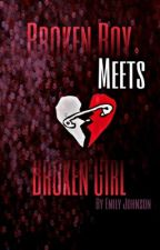 Broken Boy meets Broken Girl by emikat1228