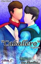 Caballero (One-shot Wigetta) by SKYALLEY