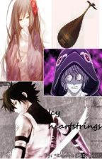 Icy heartstrings (Sasuke love story) by heartbeatangel