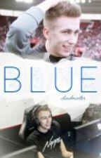 Blue    Simon Minter - short story by CloudMinter