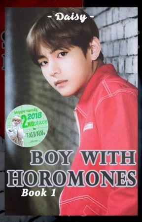 BOY WITH HORMONES (Book 1) // K.T.H x Reader by run-bts-ineedu