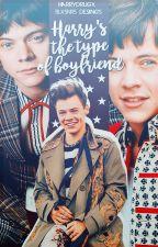 ✧ Harry's the type of boyfriend ✧ by harrydrugx