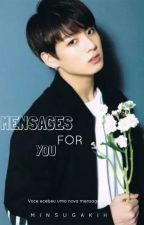 Mensages For YOU ;; jjk by MinSugakih