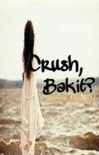 Crush, Bakit? ( One Shot ) by Samira_Allaine16