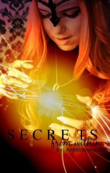 Secrets From Within [Legolas FanFic again] #Wattys2015