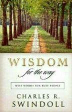 WISDOM FOR THE WAY by kyeoptaz