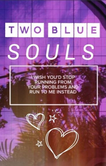 Two Blue Souls (UnderLust Sans x Reader )