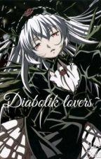 Shinigami's visit ( Diabolik Lovers Fanfic) by MentalKendal