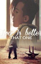Dos son mejor que uno [G-Dragon] by 1803JP