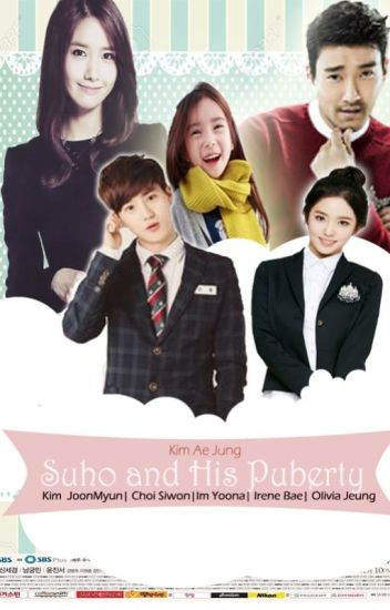 Suho and His Puberty (Need a Mom Figure 2) [Yoonwon & Surene FF]