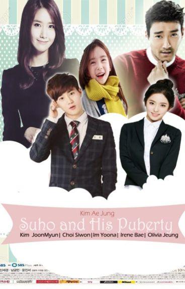 Suho and His Puberty (Need a Mom Figure 2) [Yoonwon & Surene FF]